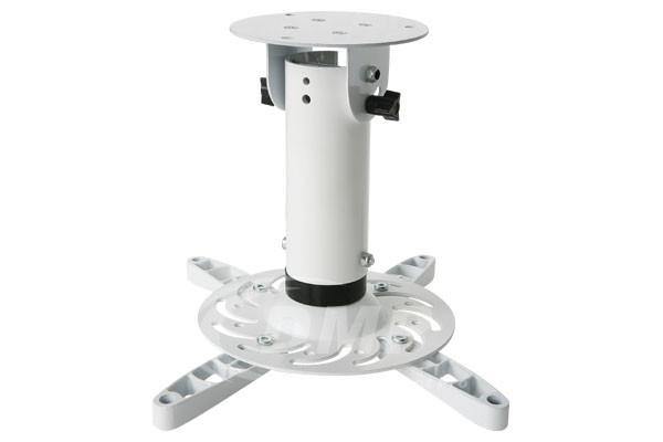 Projektorbeslag ( hvid) 20 cm