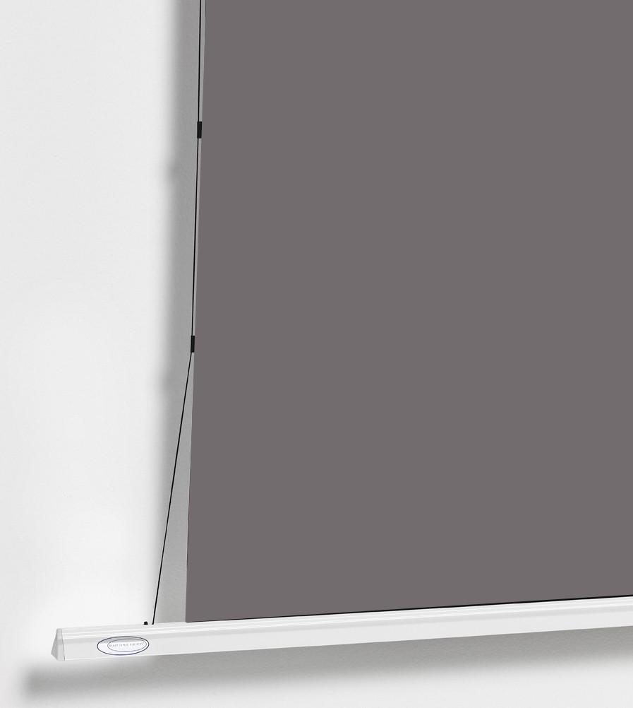 Diplomat Tab-Tension ReAct 180 x 165 cm med motor og kontakt