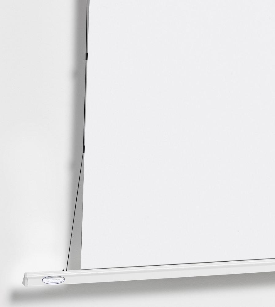 Diplomat Tab-Tension 200 x 180 cm med motor og kontakt