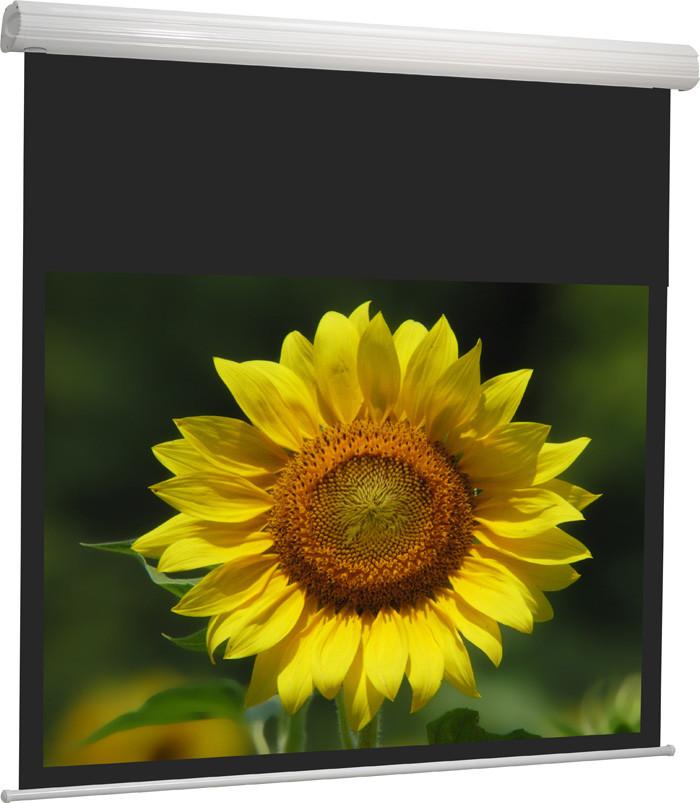 Motoriseret Xpertfilmdug 270 x 146 cm widescreen format