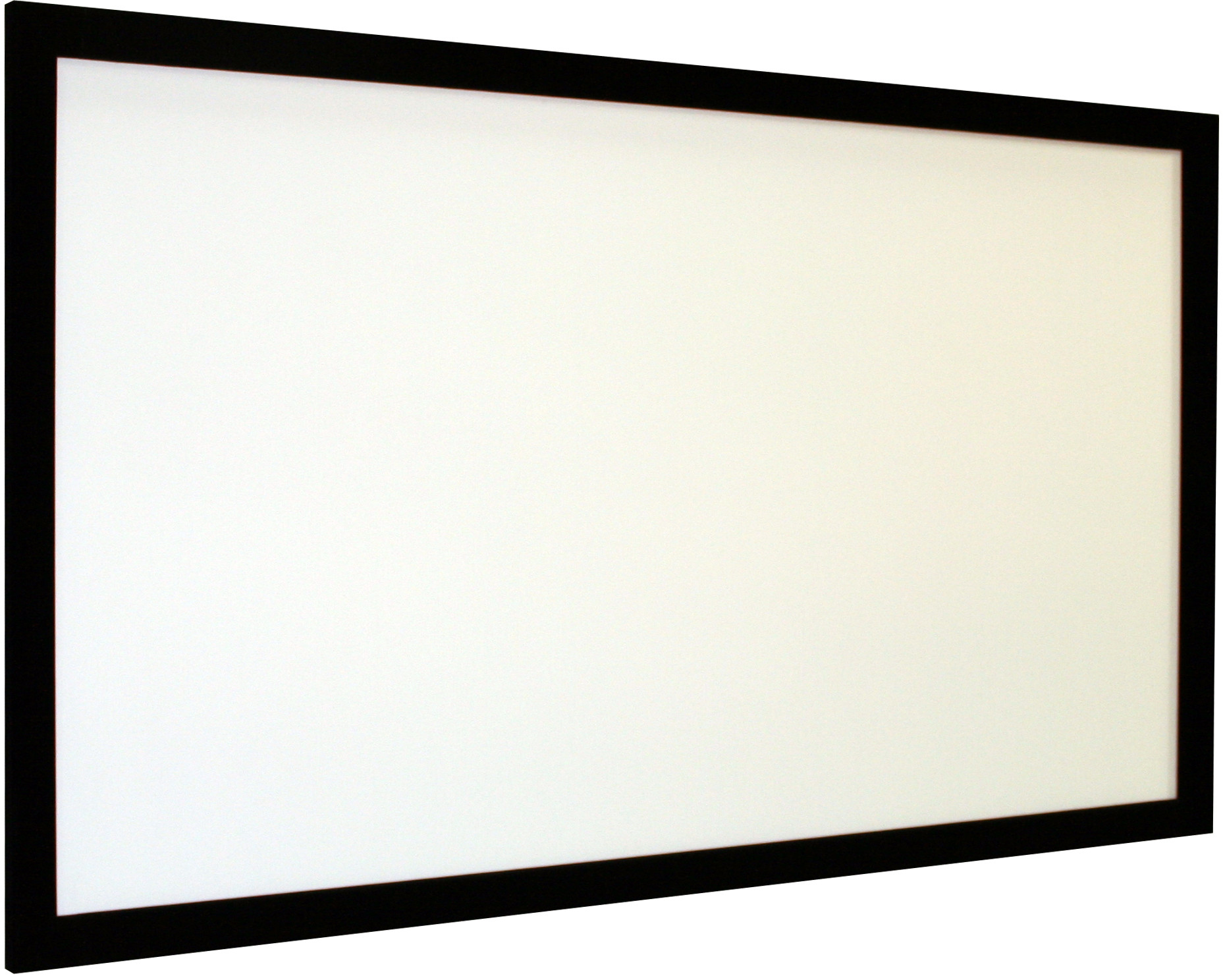 Vision Light 210 x 131 cm data format og Veltex ramme