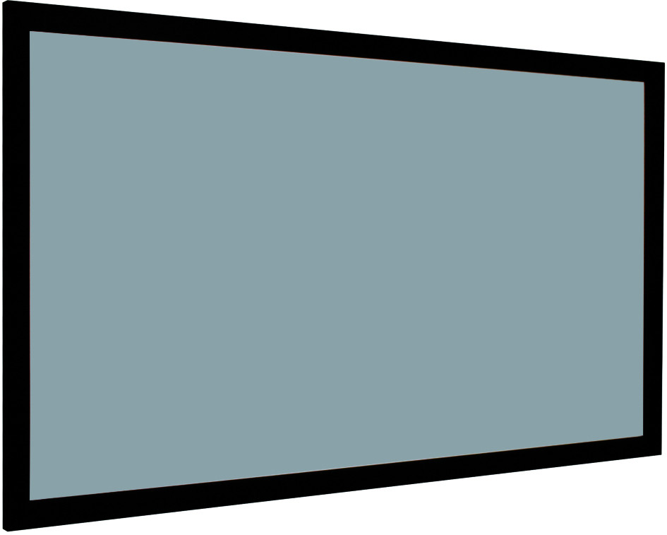 Vision Light 180 x 112,5 cm data format og bagprojektions filmdug