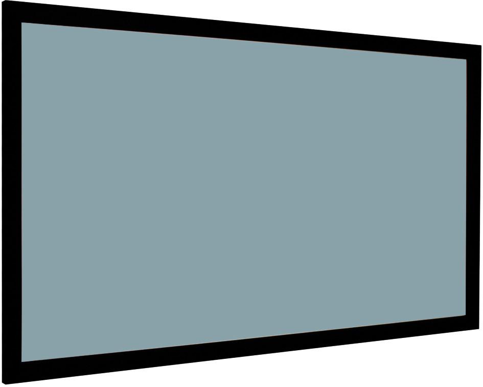 Vision Light 230 x 137,5 cm data format og bagprojektions filmdug