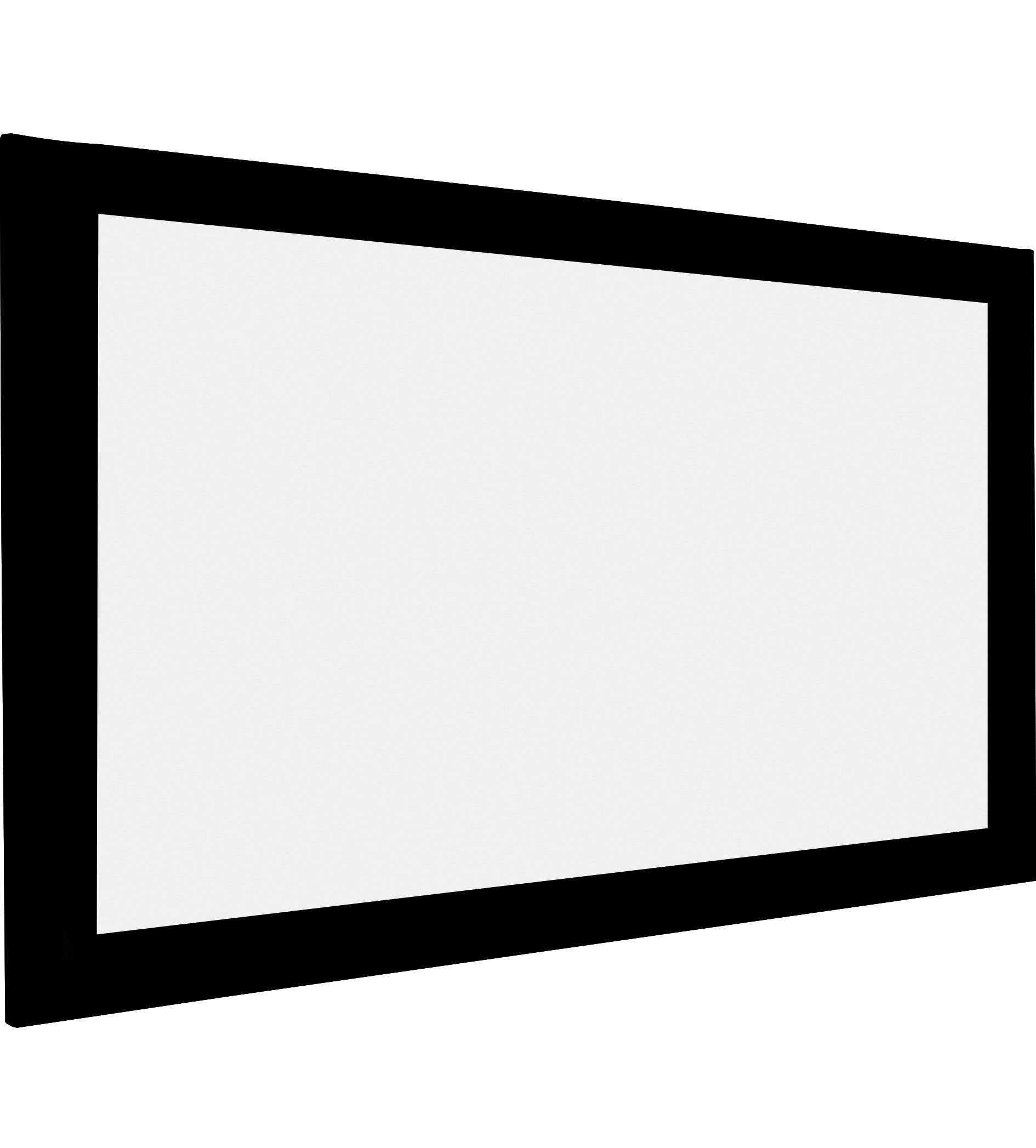 Frame Vision 200 x 125 cm med Flex Grey og Veltex