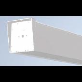 Balder 600 x 450 cm Tab-Tension med motor og Flex White filmdug