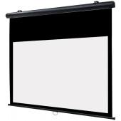 Black-line 170 x 95,5 cm manuel betjening med soft oprul