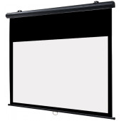 Black-line 290 x 163 cm manuel betjening med soft oprul