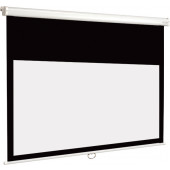 Connect 240 x 165 cm manuel betjening i widescreen format
