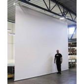 Diplomat XL Flex White 350 x 265 cm video format