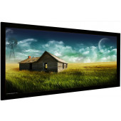 Vision Light 180 x 76,5 cm CinemaScope format med ReAct filmdug