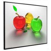 SOLGT - Frame Vision Light 200 x 150 cm Flex Grey og Veltex