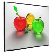 Vision Light 200 x 150 cm video format