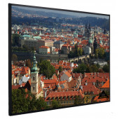 Vision Light 230 x 172,5 cm video format og Veltex ramme