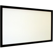 Vision Light 230 x 144 cm data format og Veltex ramme