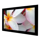 Frame Vision 180 x 101 cm med Flex White og Veltex