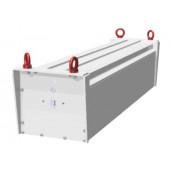 ODIN 850 x 850 cm med smart motor og Flex White