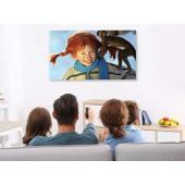 Frame Vision Edgeless 200 x 125 cm Flex White