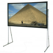 Draper Ultimate Folding Screen 386 x 246 cm 16 : 10 format