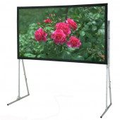 Draper Ultimate Folding Screen 244 x 157 cm 16 : 10 format